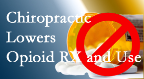 New Roads Chiropractic Center presents new research that demonstrates the benefit of chiropractic care in reducing the need and use of opioids for back pain.