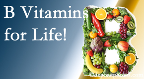 New Roads Chiropractic Center shares the importance of B vitamins to prevent diseases like spina bifida, osteoporosis, myocardial infarction, and more!