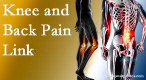 New Roads Chiropractic Center treats back pain and knee osteoarthritis to help avert falls.