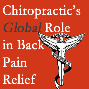 New Roads Chiropractic Center is New Roads's chiropractic care hub and is excited to be a part of chiropractic as its value for back pain relief grow in recognition.