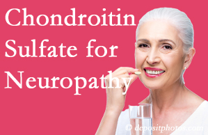 New Roads Chiropractic Center shares how chondroitin sulfate may help relieve New Roads neuropathy pain.
