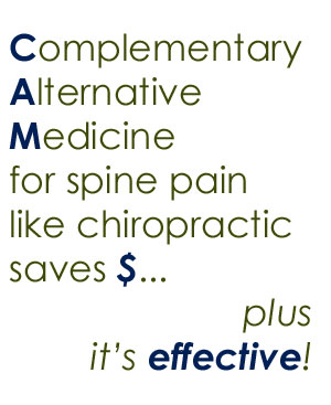 spine pain help from New Roads chiropractors