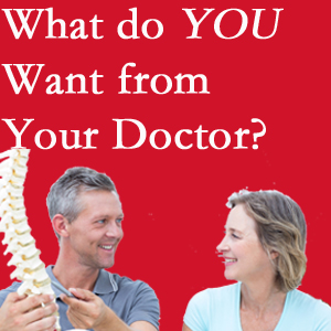 New Roads chiropractic at New Roads Chiropractic Center includes examination, diagnosis, treatment, and listening!
