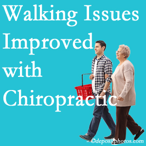 If New Roads walking is a problem, New Roads chiropractic care may well get you walking better.