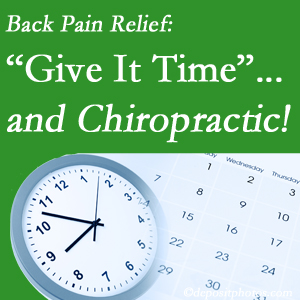 New Roads chiropractic helps return motor strength loss due to a disc herniation and sciatica return over time.