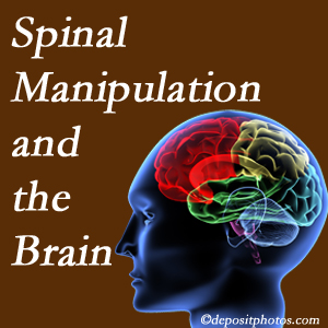 New Roads Chiropractic Center [presents research on the benefits of spinal manipulation for brain function.