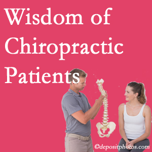 Many New Roads back pain patients choose chiropractic at New Roads Chiropractic Center to avoid back surgery.