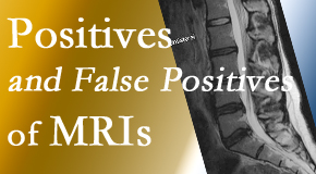 New Roads Chiropractic Center carefully chooses when and if MRI images are needed to guide the New Roads chiropractic treatment plan.